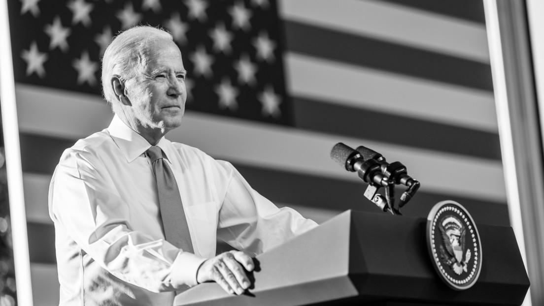 """""""Verteidigung der Werte Amerikas"""" – US-Präsident Biden trommelt zum globalen """"Gipfel für Demokratie"""""""