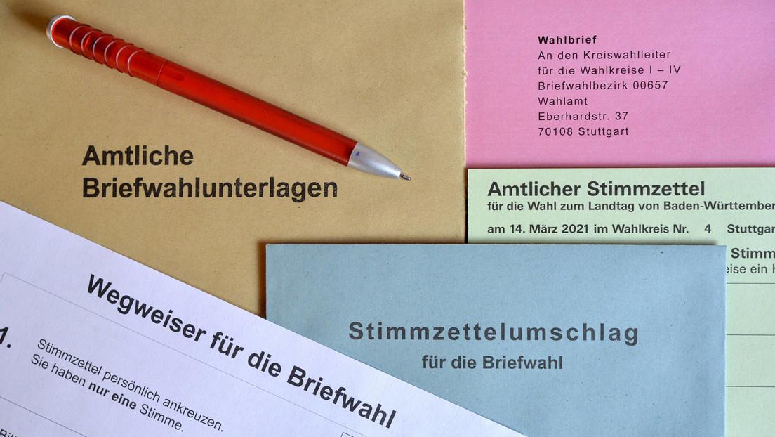 """Umfrage: Rund ein Fünftel rechnet mit """"weitreichender Wahlfälschung"""" bei Bundestagswahl"""