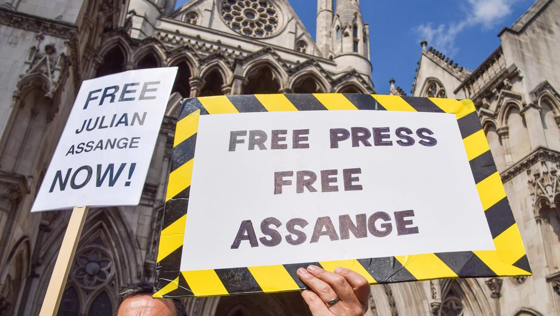 USA dürfen Gegendarstellung zu Assanges psychischer Gesundheit einreichen