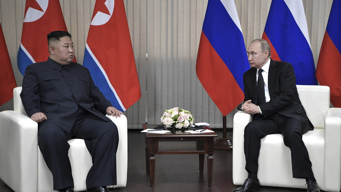 """Nordkorea bittet Russland um Hilfe: """"USA trainieren für den Krieg"""""""
