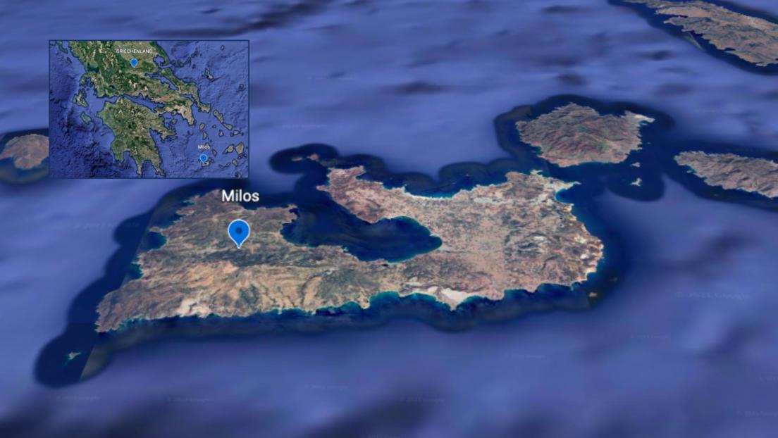 Britisches Boot vor griechischer Küste gesunken – alle 18 Passagiere gerettet