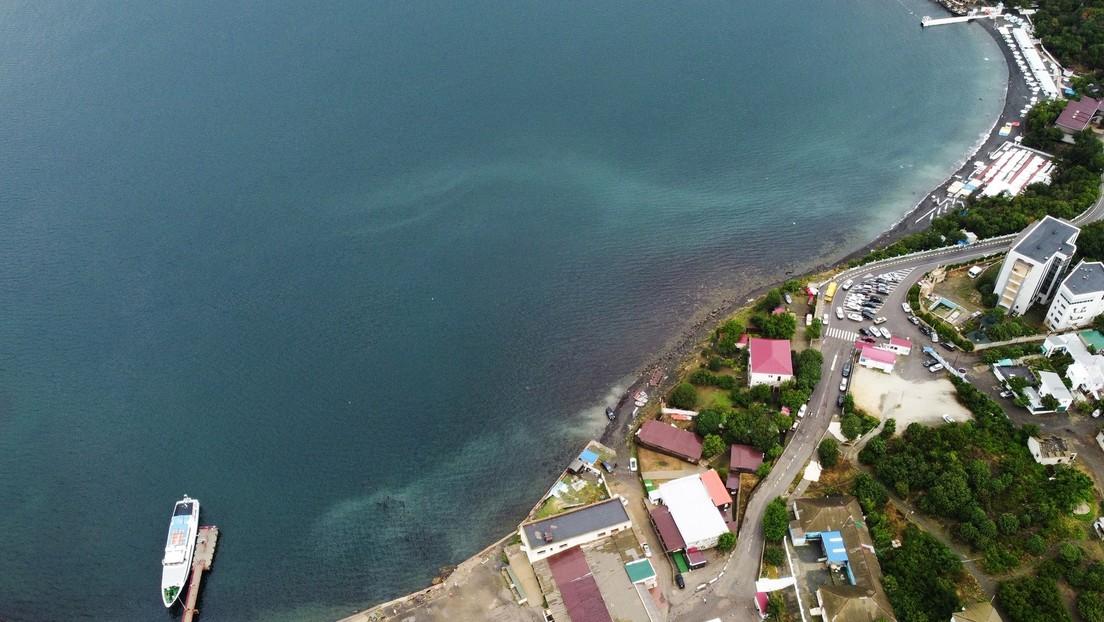Riesiger Ölteppich nach Tankerunfall im Schwarzen Meer – Russland leitet Untersuchung ein