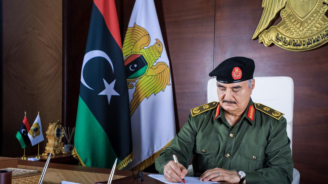 Libyen-Konflikt: US-Botschafter in Libyen trifft sich mit General Haftar