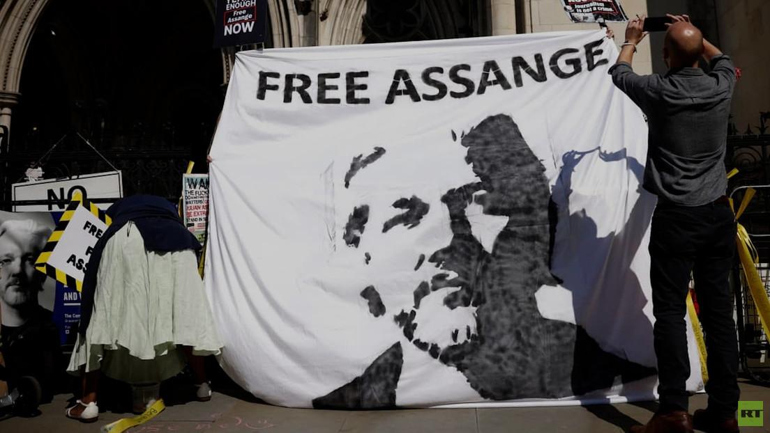 Rückschlag für Assange: USA erzielen Teilerfolg im Auslieferungsprozess