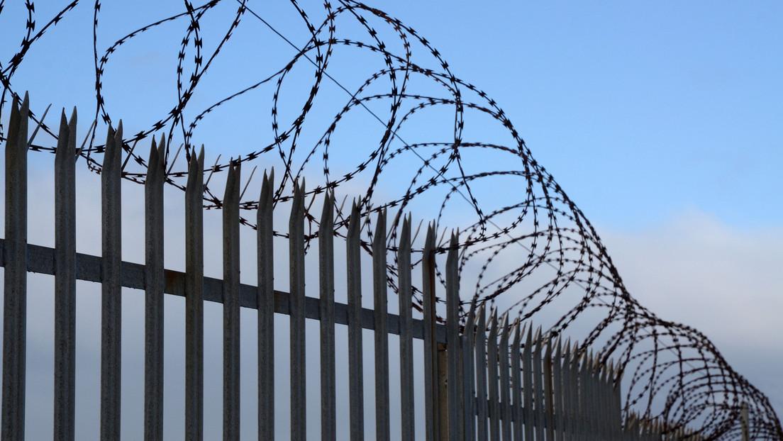 """Ukraine schickt 38 Tonnen Stacheldraht als """"humanitäre Hilfe"""" zur Flüchtlingsabwehr nach Litauen"""