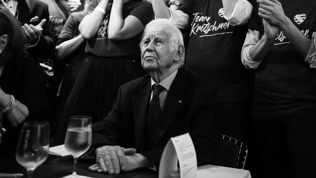 Sachsens ehemaliger CDU-Ministerpräsident Kurt Biedenkopf verstorben