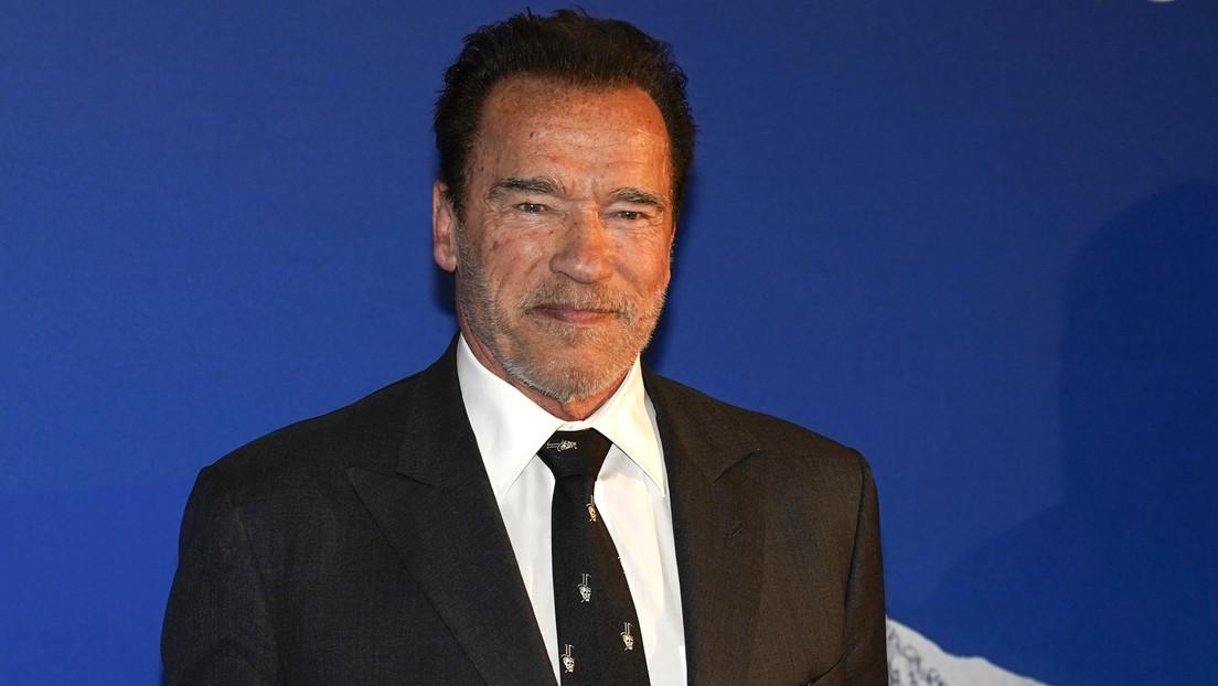 """Schwarzenegger warnt vor Faschismus in den USA und sagt Impfgegnern:  """"Scheiß auf eure Freiheit"""""""
