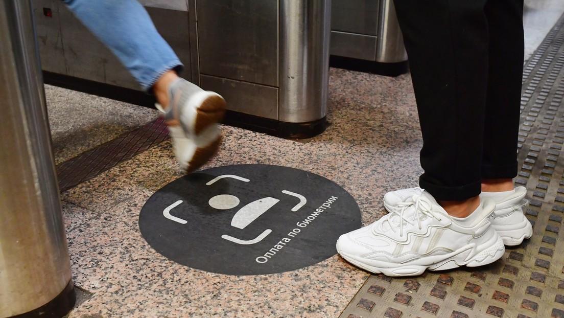 Moskauer Metro: Die Fahrgäste können bald mit ihrem Gesicht bezahlen