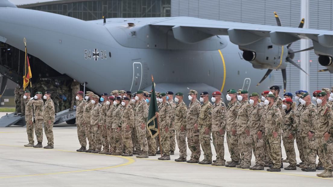 Taliban rücken weiter vor: Bundeswehr-Spezialkräfte bereiten Evakuierungseinsatz inKabulvor