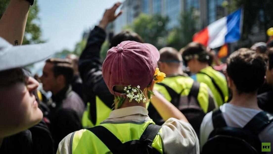 """Mehr als 250.000 Teilnehmer: Erneut Massenproteste gegen """"Gesundheitspass"""" in Frankreich"""