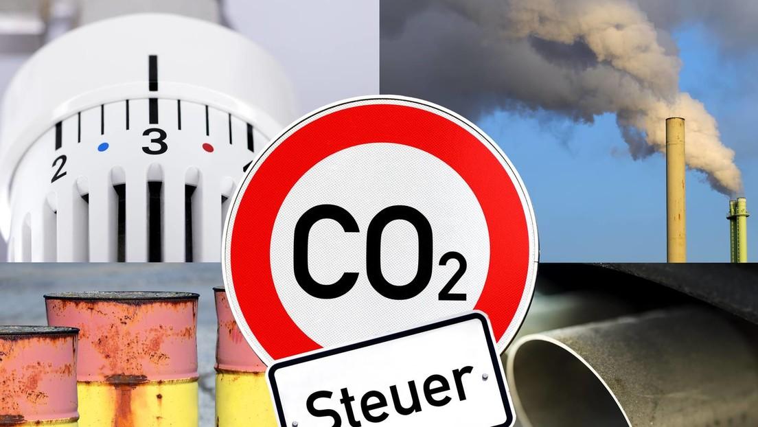 Studie: Ausstoß an Treibhausgasen in Deutschland steigt 2021 deutlich