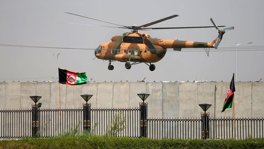 Afghanistan: Sturm auf Kabul wurde abgewendet, Machtübergabe an Taliban im Gange