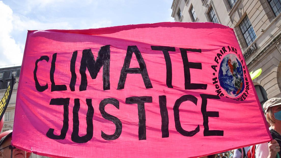 """""""Extinction Rebellion"""": Straßenblockade für mehr Klimaschutz"""