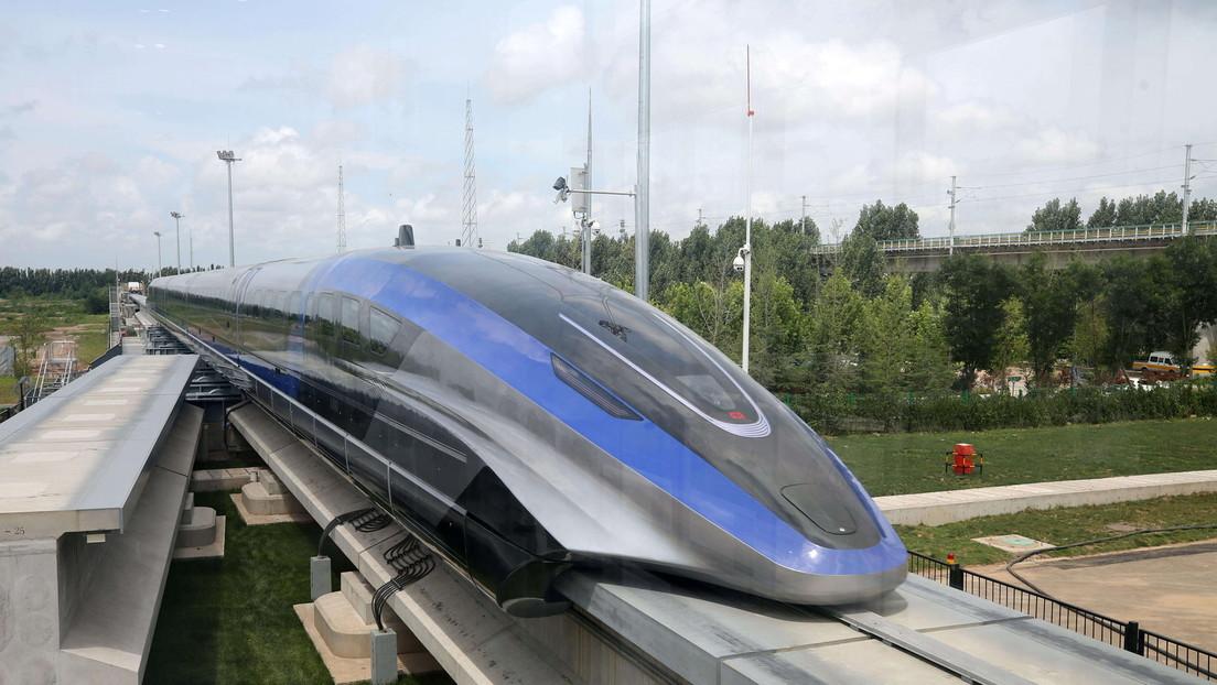 """Teststrecke für """"schnellstes Fahrzeug der Welt"""" wird in Nordchina gebaut"""