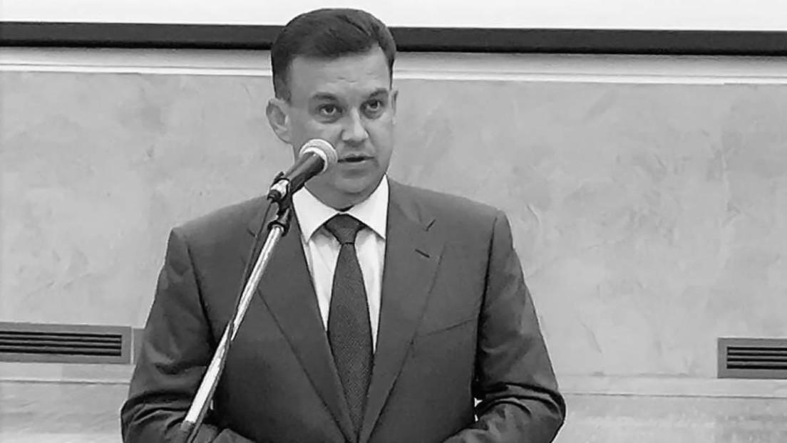Ukraine: Oberbürgermeister von Selenskijs Heimatstadt mit Schusswunde tot aufgefunden
