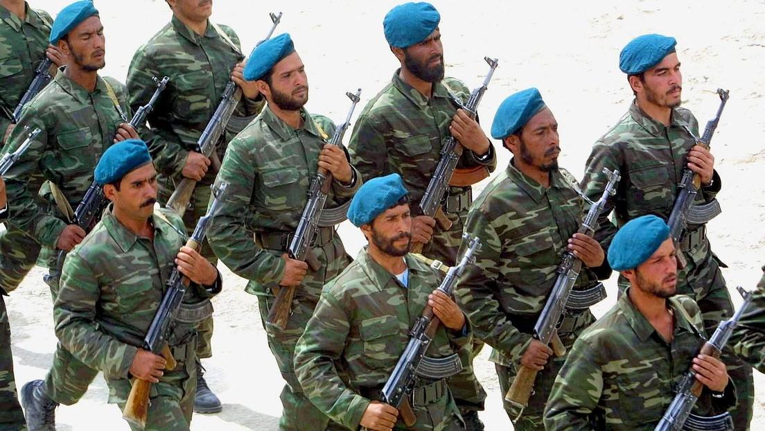 Tadschikistan lässt afghanisches Flugzeug mit über 100 Mann Militärpersonal an Bord landen
