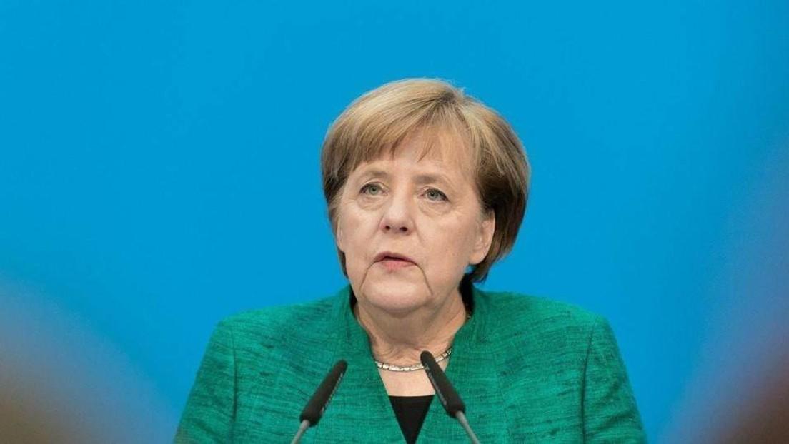"""Kanzlerin Merkel auf Pressekonferenz: Afghanistan-Einsatz """"nicht so geglückt"""" wie gedacht"""