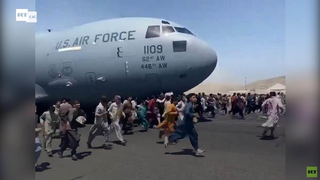 Taliban erklären Sieg im Bürgerkrieg: Gegner auf der Flucht