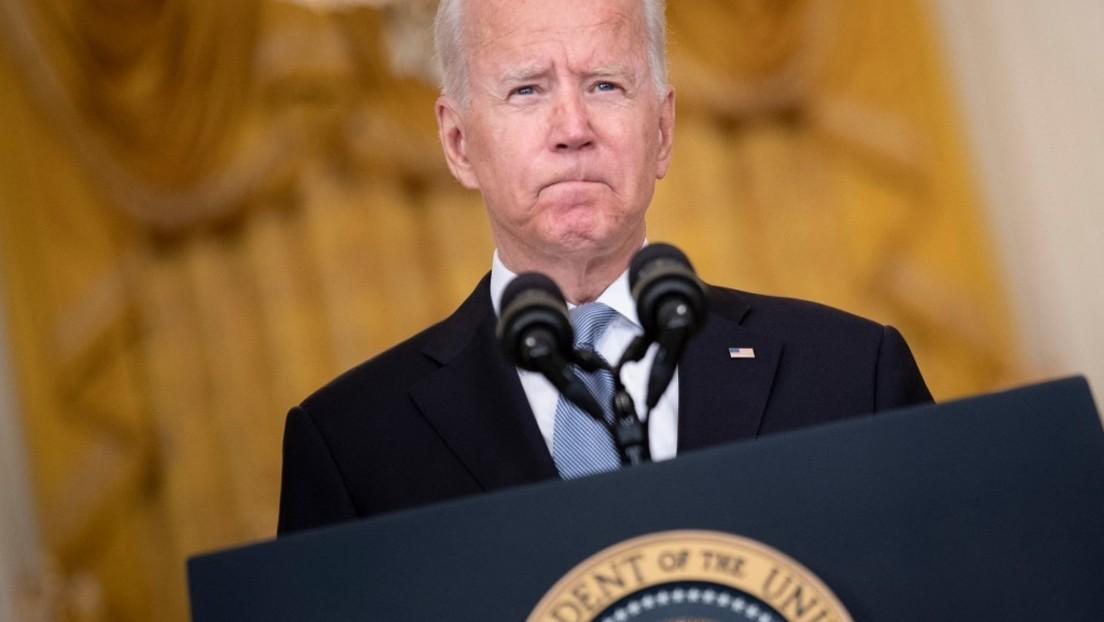 """""""Kein Nation Building"""" – Biden im krassen Widerspruch zu bisheriger US-Politik in Afghanistan"""