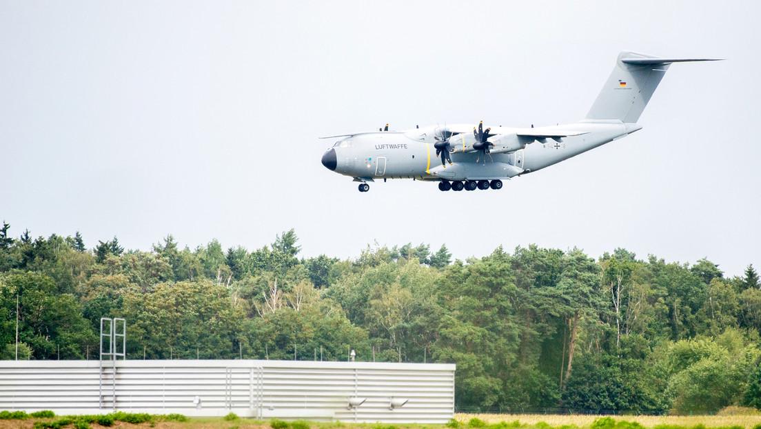 Zweite Bundeswehrmaschine evakuiert 125 Menschen aus Afghanistan