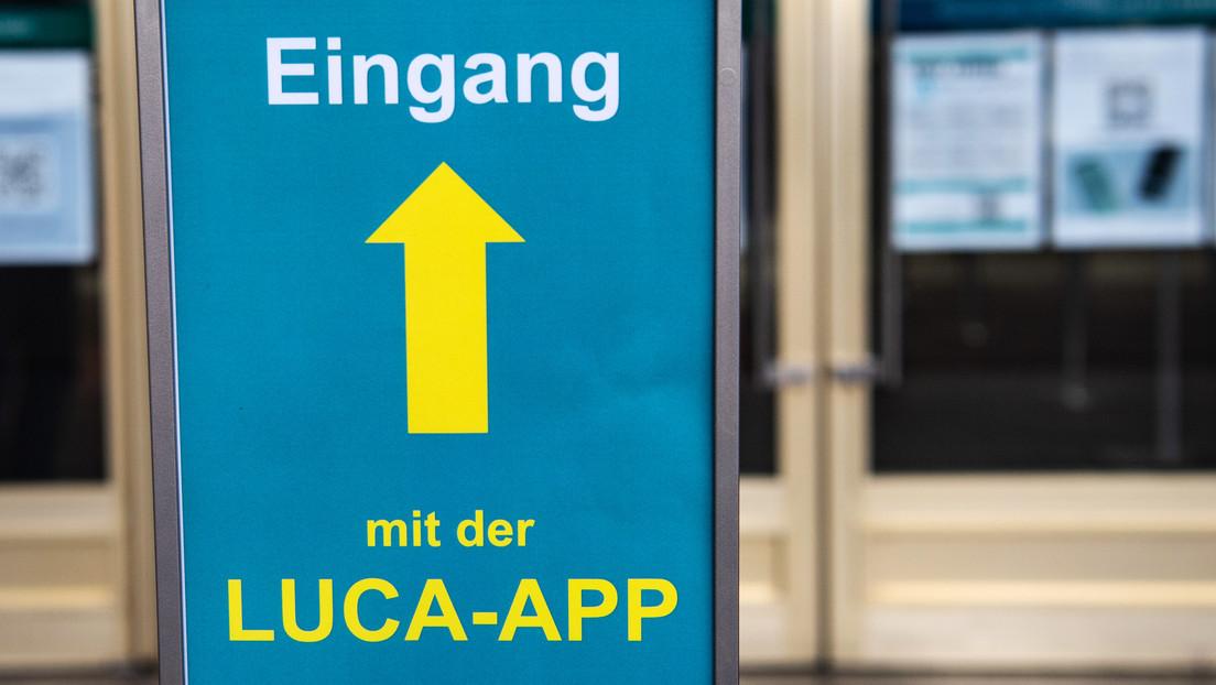 Das Bundesinnenministerium untersagte die Überprüfung der Luca-App
