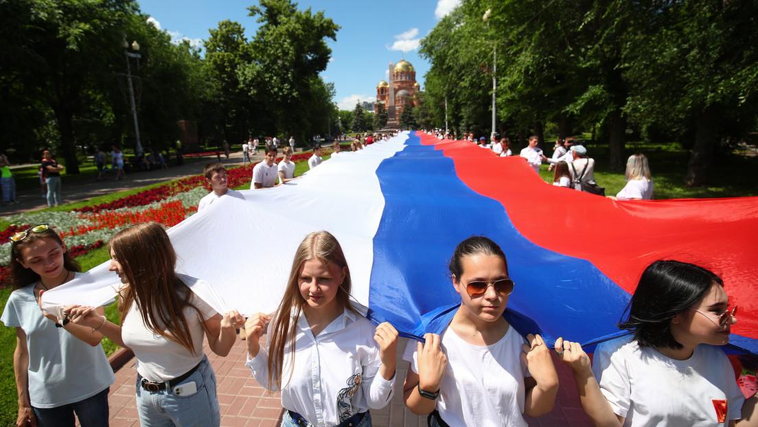 """Kampf um die Seele: Russland zielt auf """"spirituelle und moralische"""" Internet-Inhalte für die Jugend"""