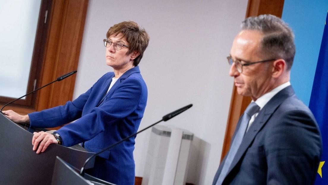 """Evakuierung aus Afghanistan: Bundestag soll nachträglich für """"robustes"""" Mandat stimmen"""