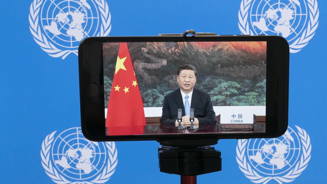 """Keine """"Vereinten Superspreader"""" in Amerika: USA fordern UN-Generalversammlung per Video"""