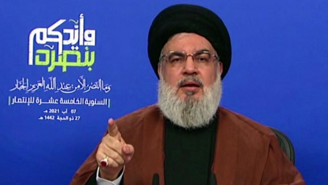 Hisbollah-Chef: USA führen einen Wirtschaftskrieg gegen Libanon