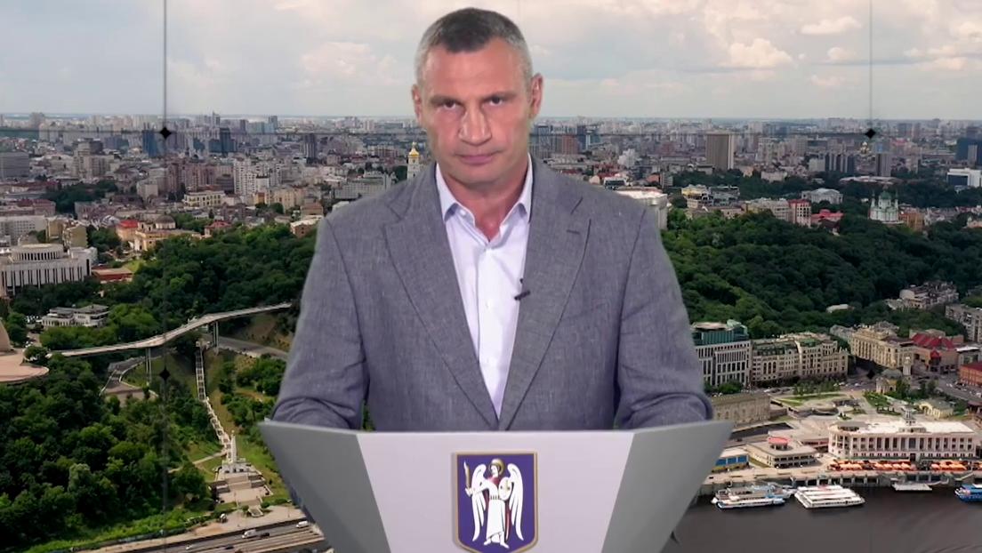 Machtkampf in Kiew: Klitschko soll als Chef der Stadtverwaltung entlassen werden