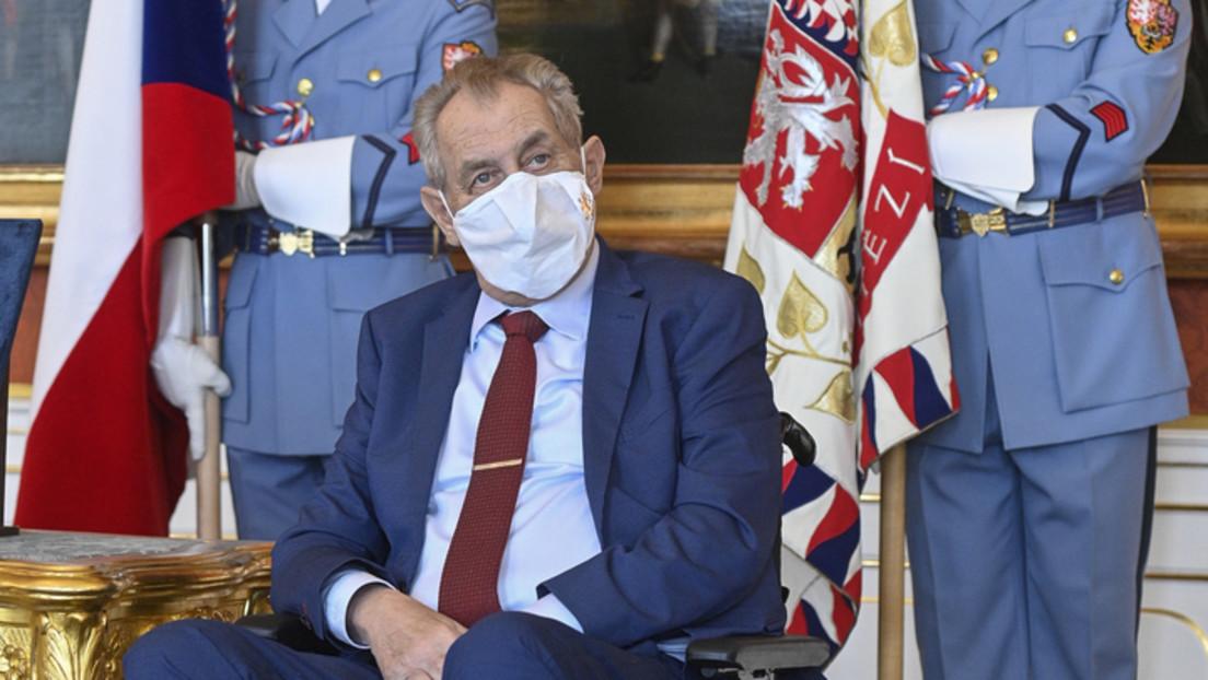 Tschechischer Präsident Zeman nach Afghanistan-Debakel: Legitimation der NATO steht auf dem Spiel