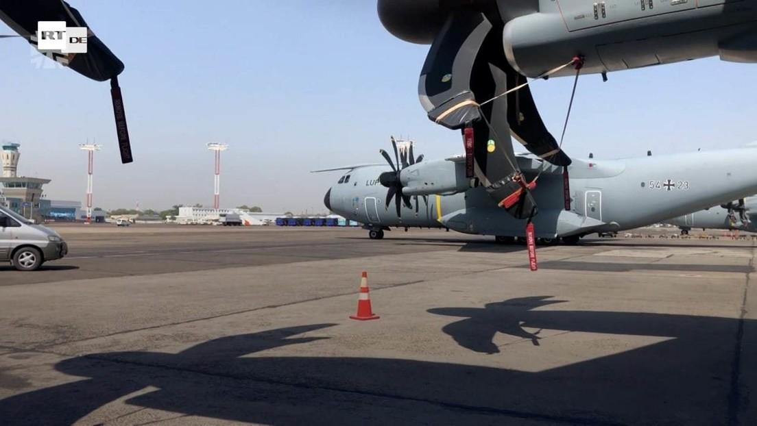 Evakuierung läuft an: 125 Personen aus Afghanistan in Frankfurt gelandet