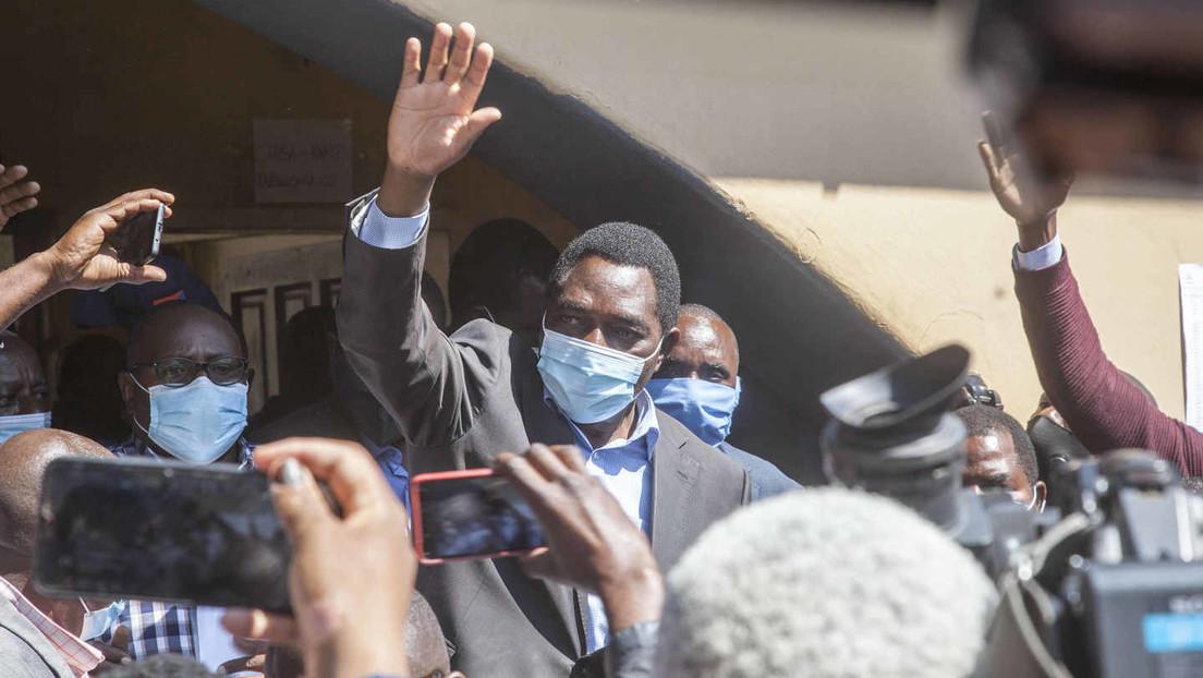 Westliche Investoren freuen sich über Wahlausgang in Sambia