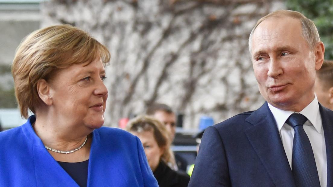 Vor Merkel-Besuch bei Putin: Verhältnis aufgrund Fall Nawalny belastet