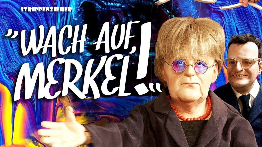 Wach auf, Merkel! | Der Corona-Albtraum endet wohl nie | Strippenzieher