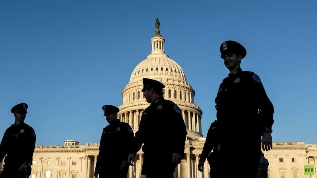 LIVE: Washington DC – Capitol Hill wegen verdächtigen Fahrzeugs evakuiert