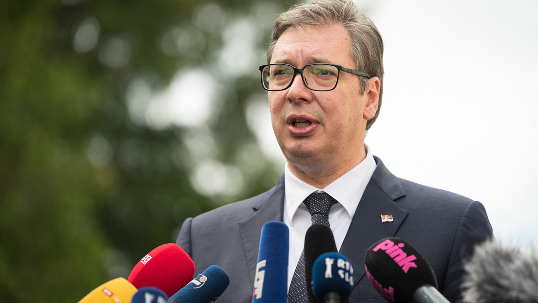"""Verbannt mich wie Trump!"" – Serbiens Präsident Vučić legt sich mit Twitter an"