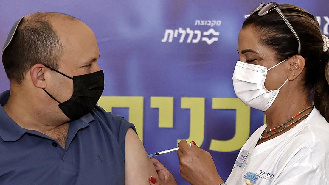 Israel: Nun auch dritte Impfung für Menschen über 40 Jahre