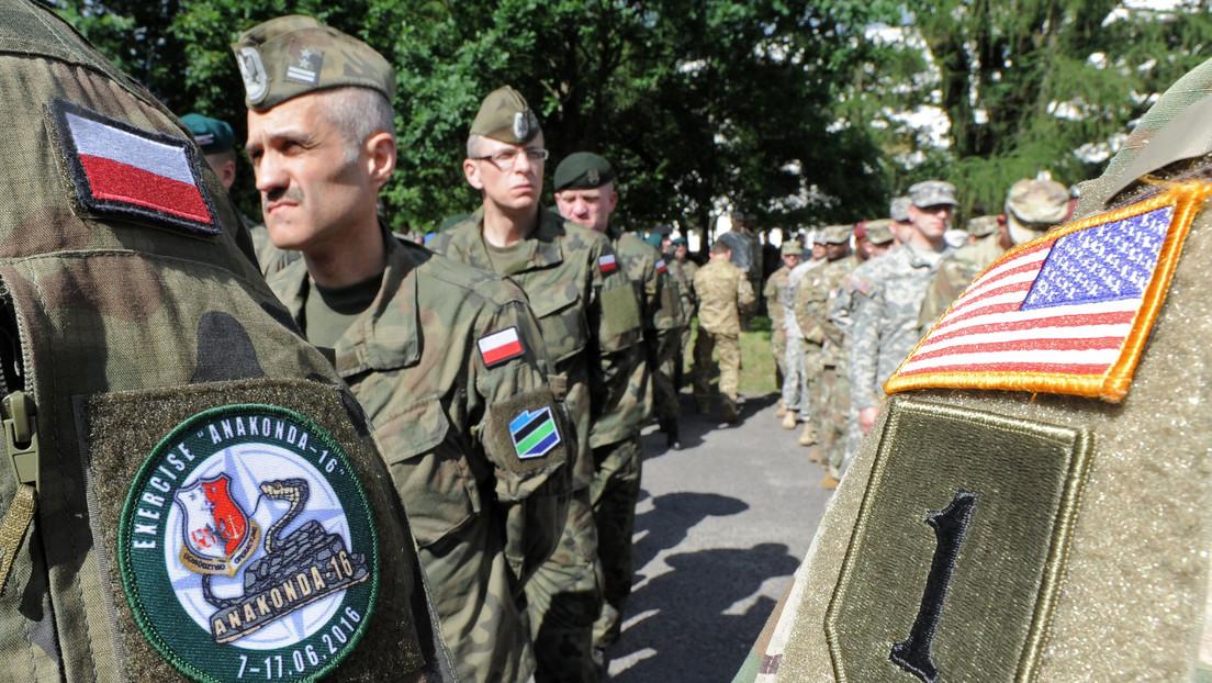 Sacharowa: Russland besorgt über Pläne zum Ausbau der US-Militärpräsenz in Polen
