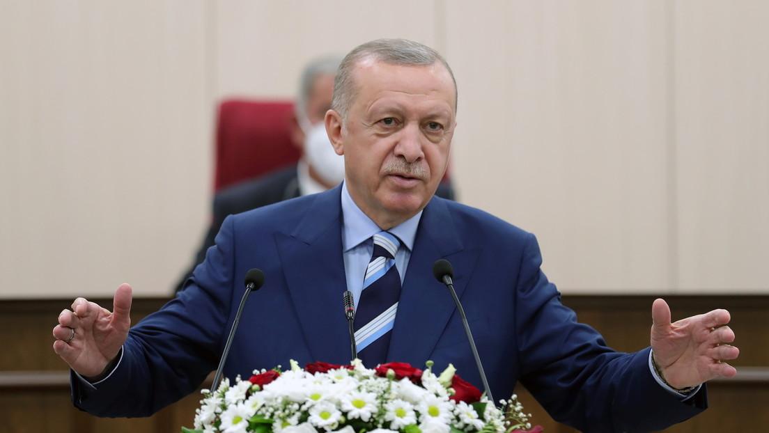 """Präsident Erdoğan: Die Türkei ist nicht """"das Flüchtlingslager Europas"""""""