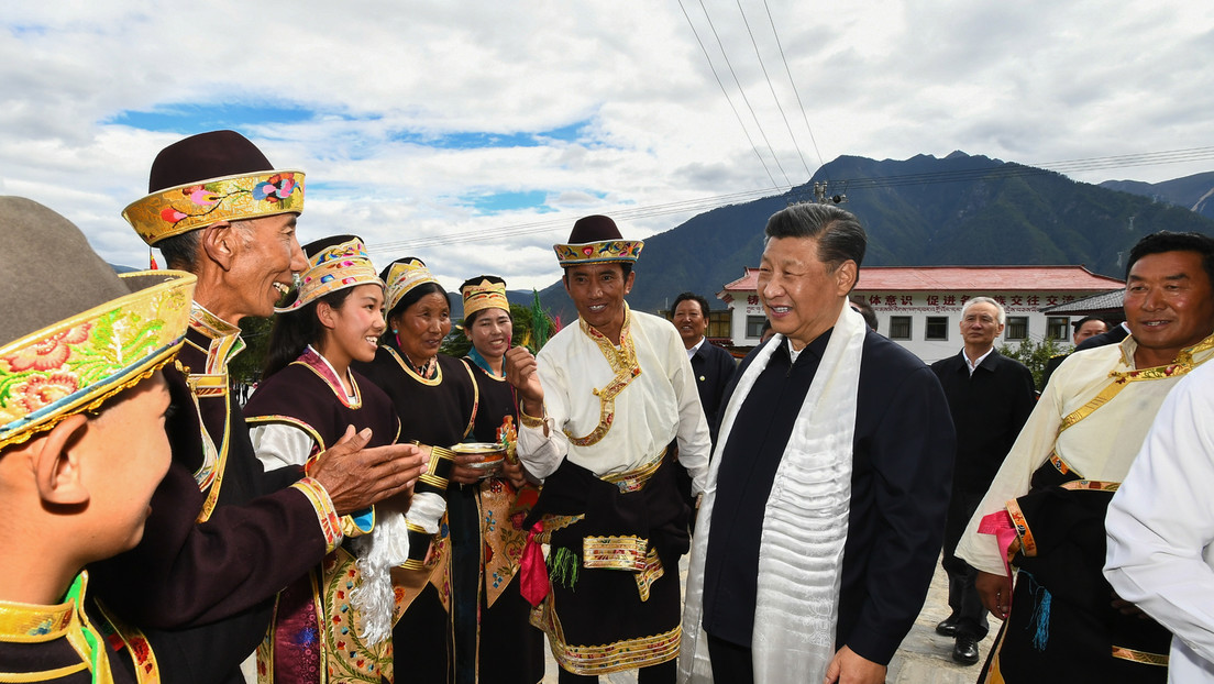 70 Jahre Befreiung Tibets: Große Feier in Lhasa