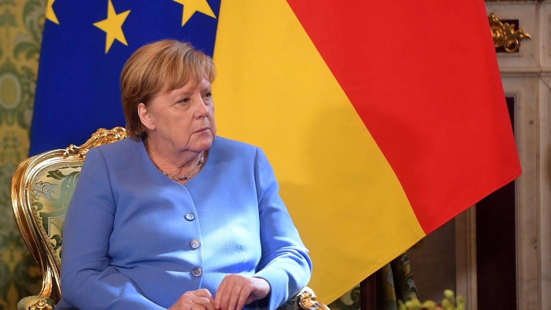 """Merkel zur Verweigerung der RT-Sendelizenz: """"Deutschland hat keinerlei Druck auf Luxemburg ausgeübt"""""""