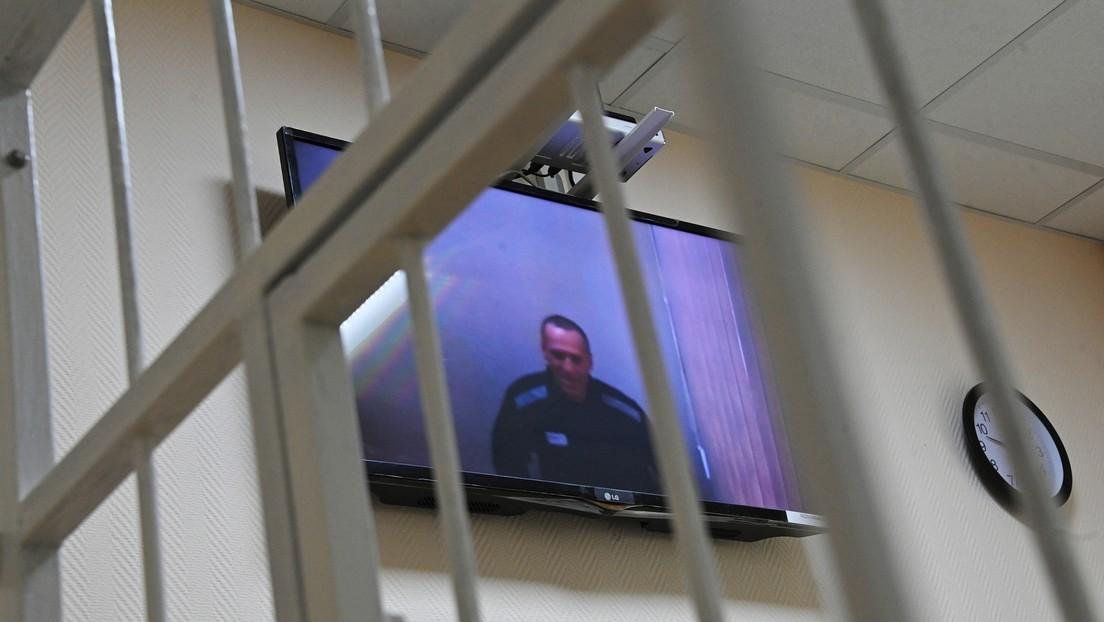 Nawalny verfasst Beitrag für drei Zeitungen über globalen Kampf gegen Korruption