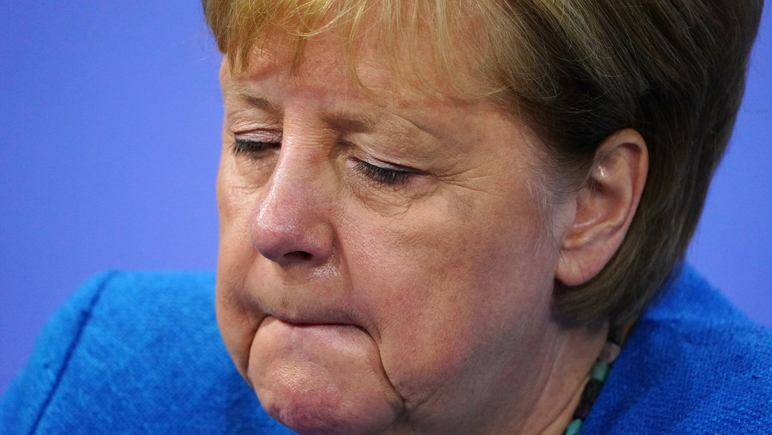 Niemand hat die Absicht, Druck auszuüben – Merkel und die Lizenz für RT DE