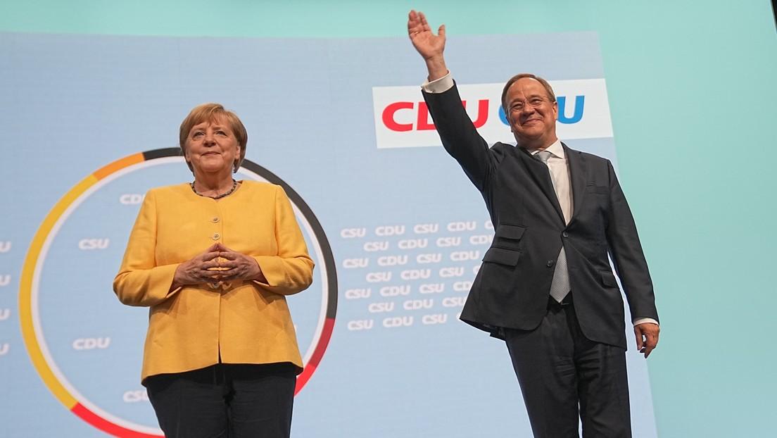 CDU eröffnet heiße Wahlkampfphase – Rheumadeckenverkauf im leeren Tempodrom