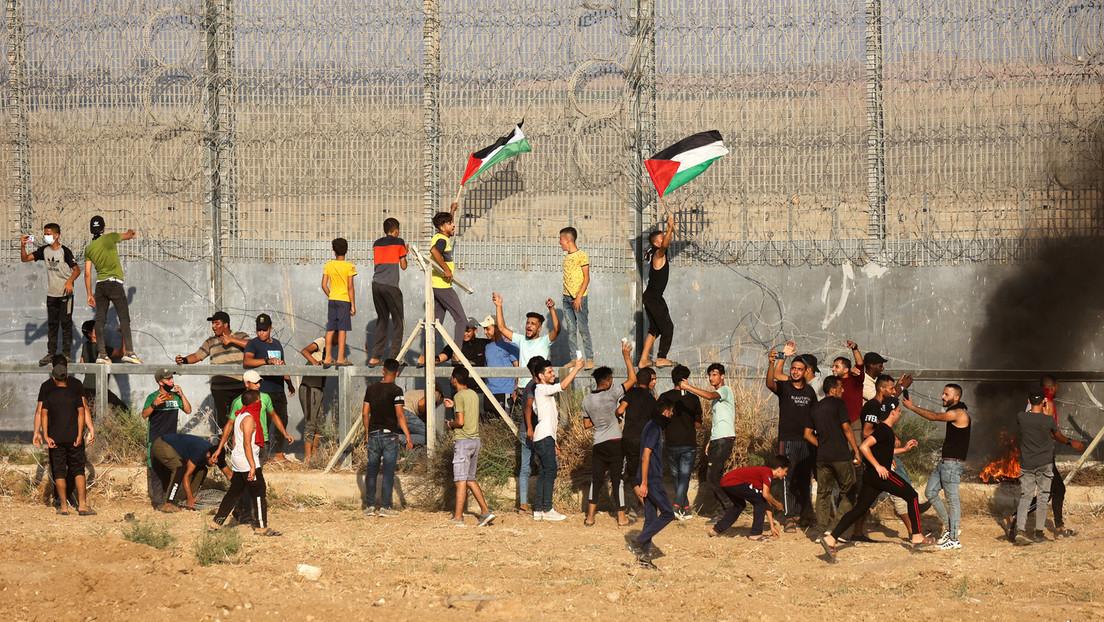 Dutzende Verletzte bei Konfrontationen am Gaza-Grenzzaun – Israel greift Hamas-Stellungen an