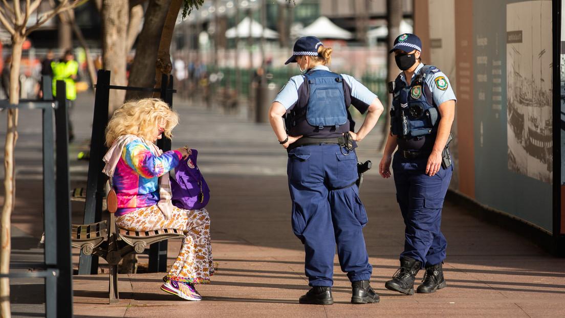 Australien: Polizei erlässt Haftbefehl gegen positiv Getesteten