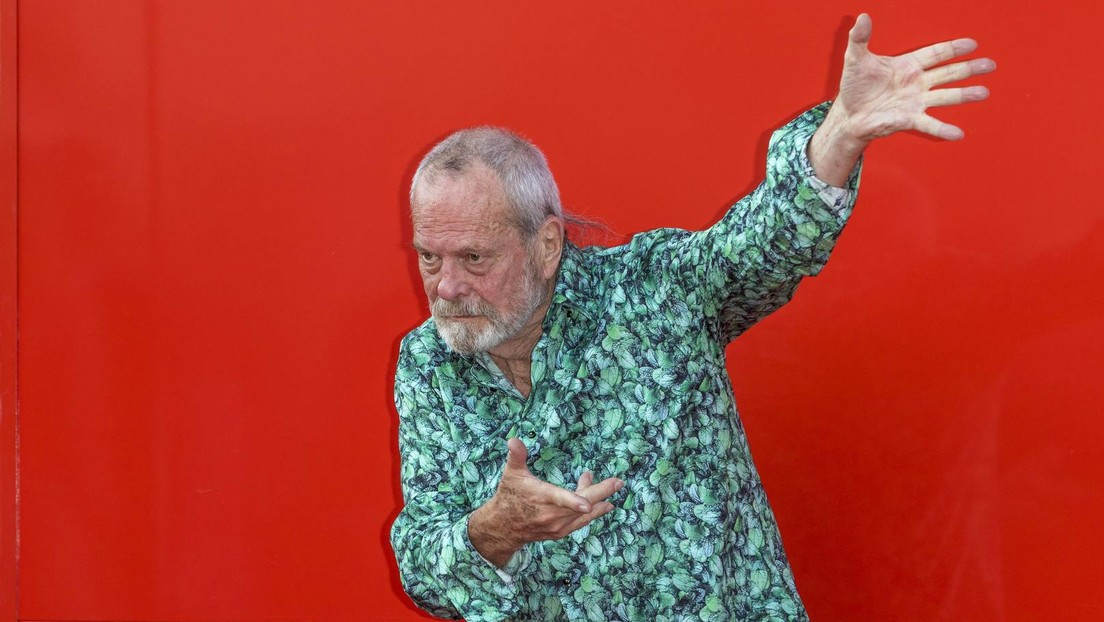 """""""Danke, Russland! Danke, Odessa!"""" – Terry Gilliam verplappert sich auf Kinofestival"""