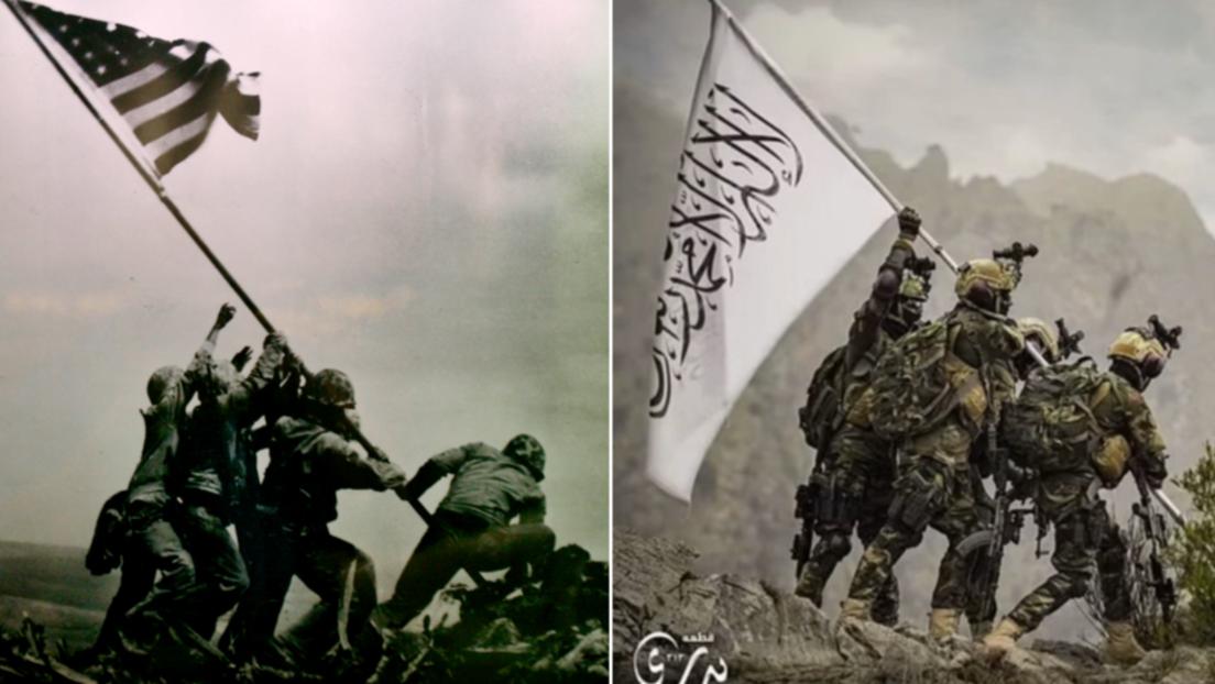 Taliban trollen US-Armee – US-Konservative: Wir sind die Witzfigur der Welt