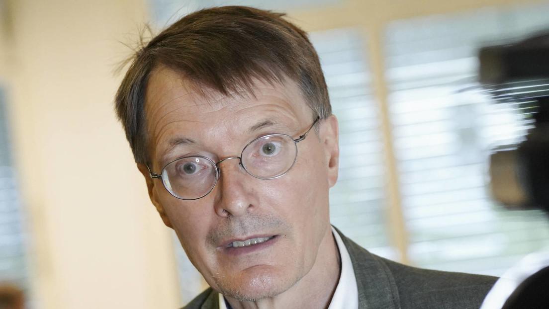 Lauterbach orientierungslos in Leverkusen: Wo sind die Impfwilligen?